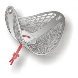 Náhradní košík z mřížkovaného plastu