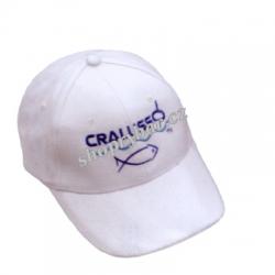 Čepice Cralusso bílá