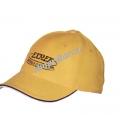 Čepice Exner žlutá