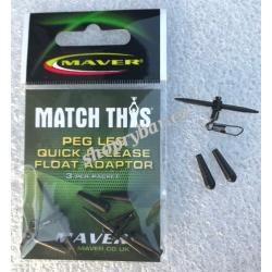 Konektor T pro uchycení wagglerů(Maver)