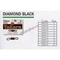 Obratlíky Triana Takara Diamond Black